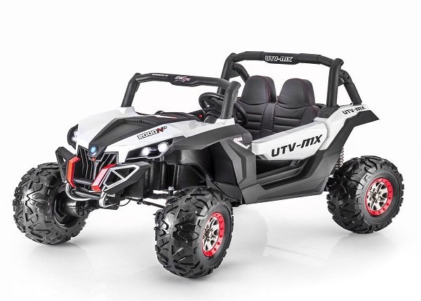 UTV electric Rocker Premium 4x 35W 24V  Alb
